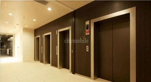 パークハウス清澄白河タワー>エレベーター