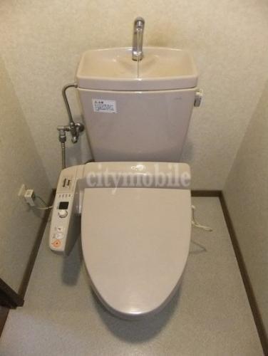 ウィナーズⅢ>トイレ