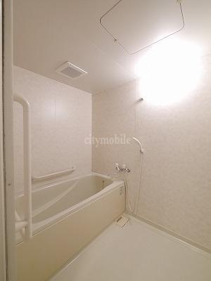グリーンコート江原>浴室
