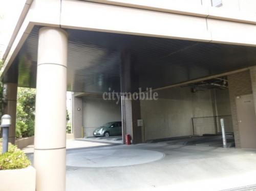 シエル ポレール>駐車場