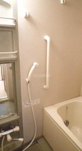 クリザンテム市が尾>浴室