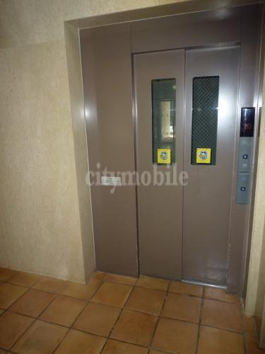 ピュアフィールド新横浜>エレベーター