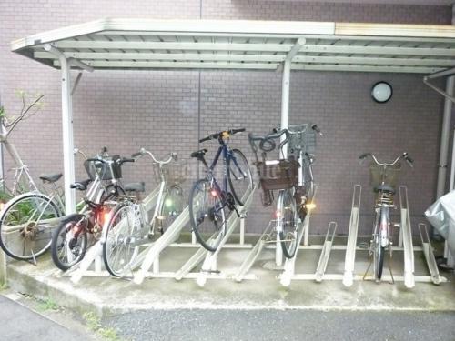 ファインウェル>駐輪場