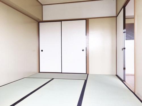 青井五丁目住宅>和室