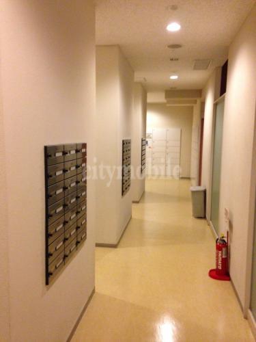 豊洲シエルタワー>メールボックス