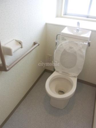 りせ・せきぐち>トイレ
