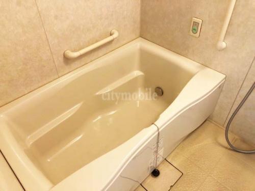 コーポレート五反野>浴室