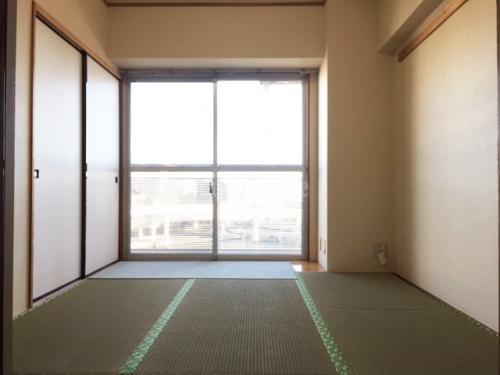 トミンタワー台場三番街>和室