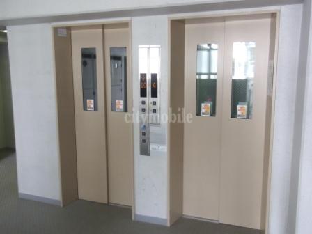 トミンハイム桂坂>エレベーター