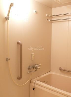 コンフォール高島台>バスルーム