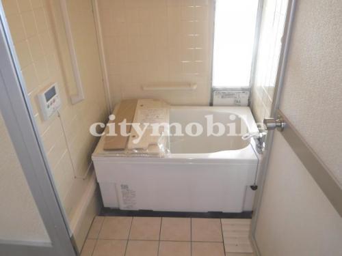 芝山団地>浴室