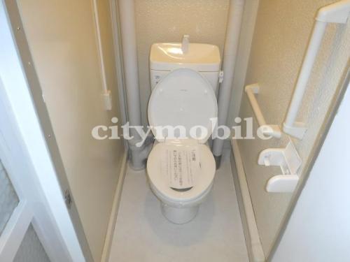 芝山団地>トイレ