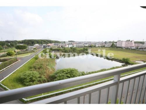 千葉ニュータウンプラザ西白井2番街>眺望