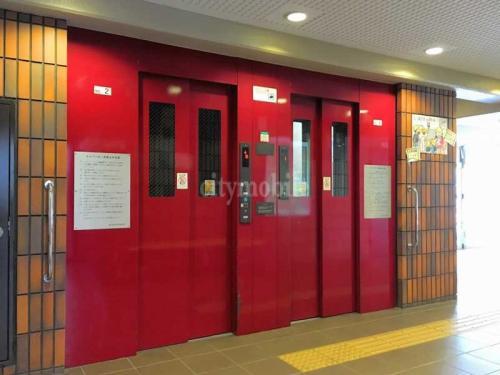 トミンハイム横川一丁目>エレベーター