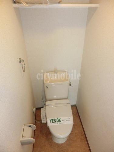 グランドオーク>トイレ