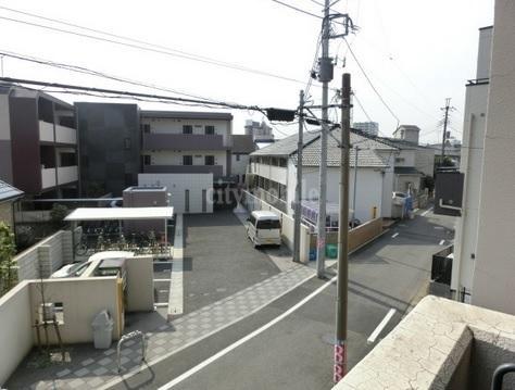 クレール・赤塚>眺望
