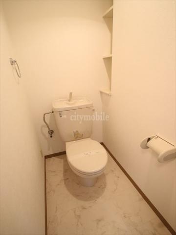 ドゥ―ブル水元>トイレ