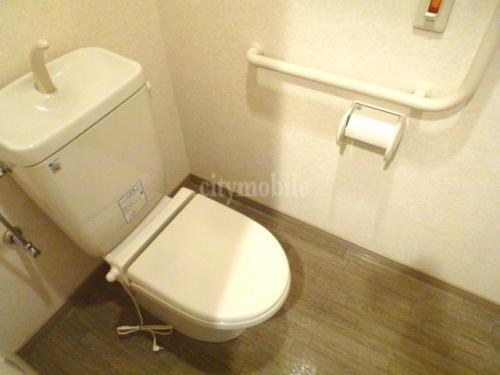 クレールコート光が丘>トイレ