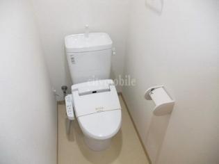 ベイコート東品川>トイレ