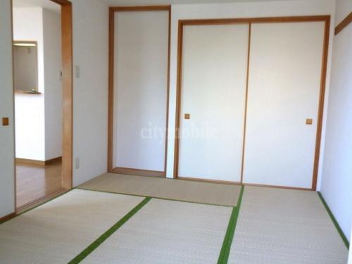 プロスペリテ新蒲田>和室