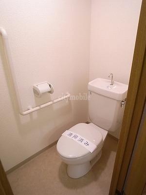 グリーンコート江原>トイレ