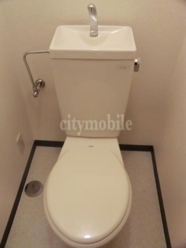 エイトハウスⅢ>トイレ