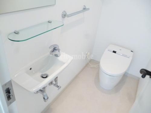 カスタリア西麻布霞町>トイレ