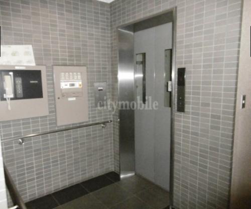 ラフィネITO>エレベーター