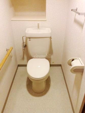 晴海アーバンプラザ>トイレ