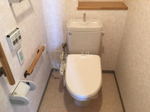 牟礼団地>トイレ