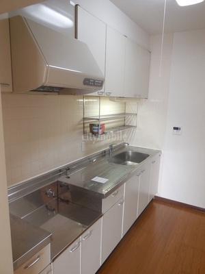 トミンハイム北砂一丁目>キッチン
