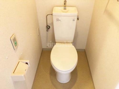コーポレート五反野>トイレ