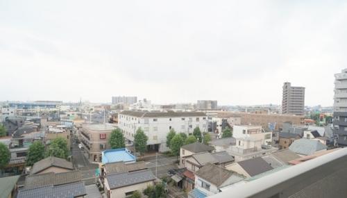 トミンハイム一之江>眺望