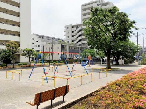 宇喜田第一住宅>公園