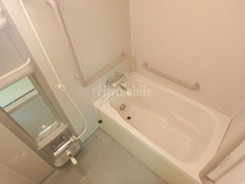 ガーデンコート仙川>バスルーム
