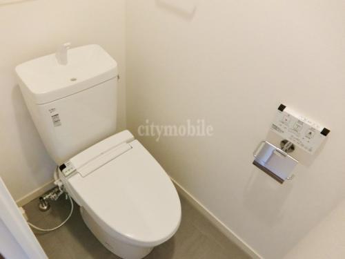 ベルデ南長崎>トイレ
