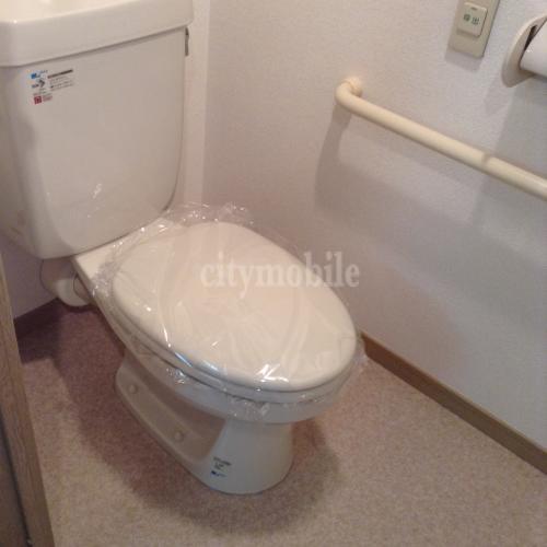 トミンハイム仲之町>トイレ