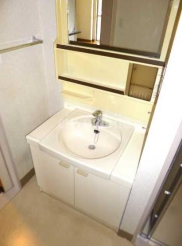 第二ミツルマンション>洗面所