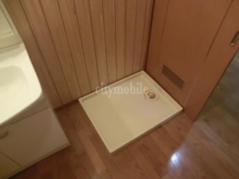 フルールヤマタ>室内洗濯機置き場