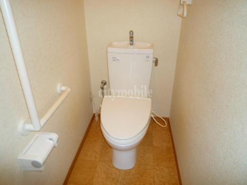 ティーズレジデンス>トイレ
