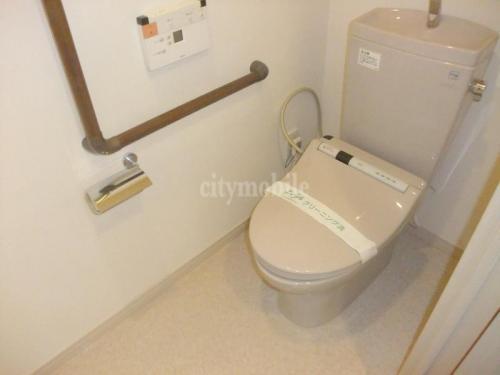 エスペランス・YAMADA>トイレ