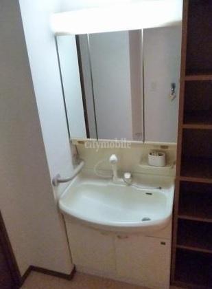 トーヨー第7ビル>洗面所