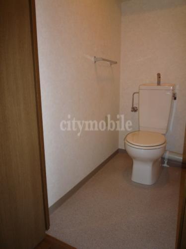 クリザンテム市が尾>トイレ