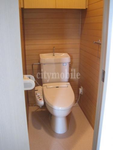 プレミールアライ>トイレ