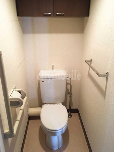 コーシャハイム東新宿>トイレ