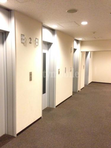 豊洲シエルタワー>エレベーター