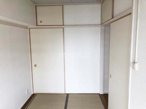 大谷田一丁目団地>和室