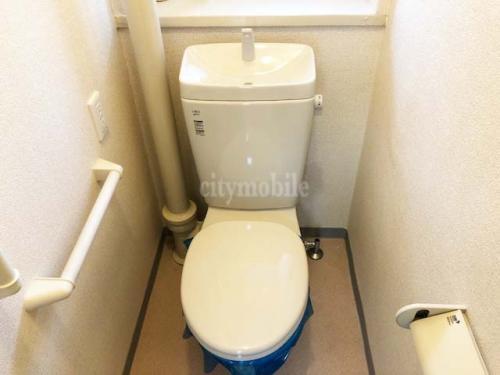 リバーサイド桜木>トイレ