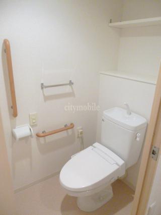 幕張ベイタウン パティオス22番街>トイレ