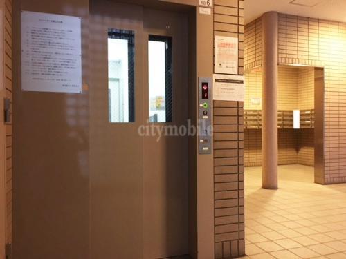 トミンハイム台場五番街>エレベーター